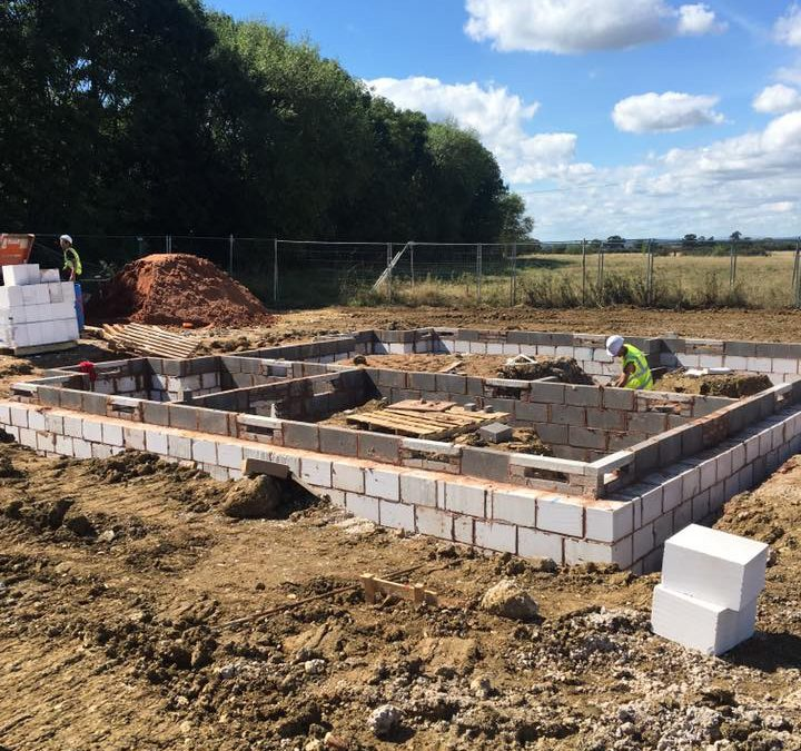 Correia Masonry secure a contract for 408 houses …