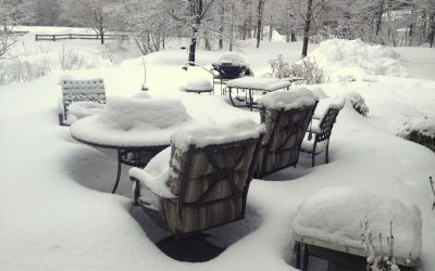 Caring For Your Patio This Winter …